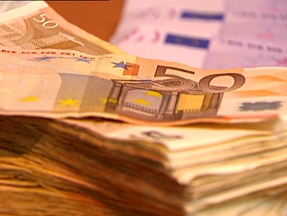 Bitllets de 50 euros.