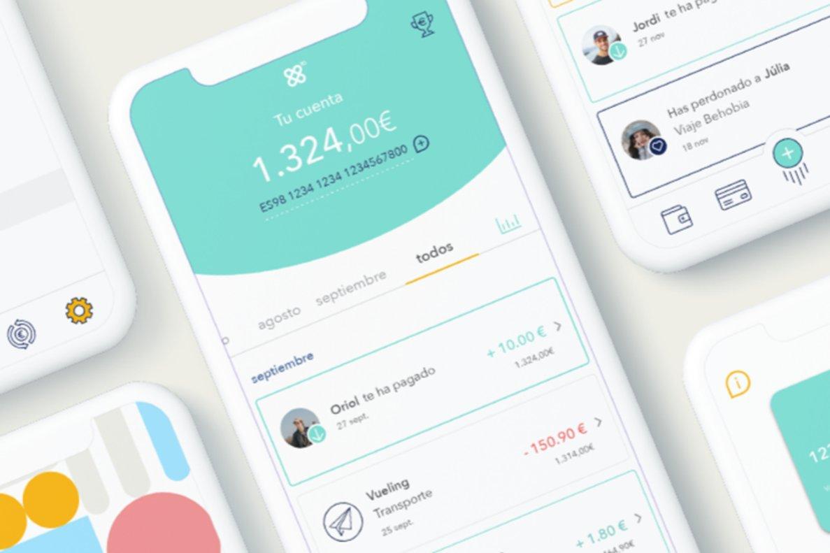 La app de bnc10 permite gestionar nuestras finanzas a golpe de clic