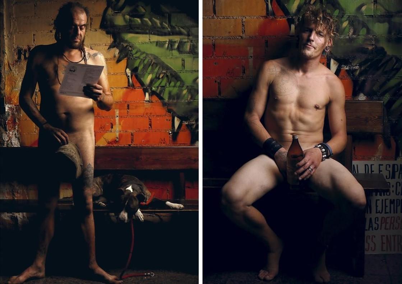 Desnudos Con Causa En Interviú