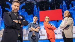 Carlos Latre, capitán del equipo azul en la nueva entrega de 'Typical Spanish'.