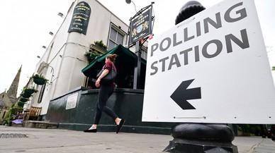 El Reino Unido se fractura en las urnas ante el referéndum del 'brexit'