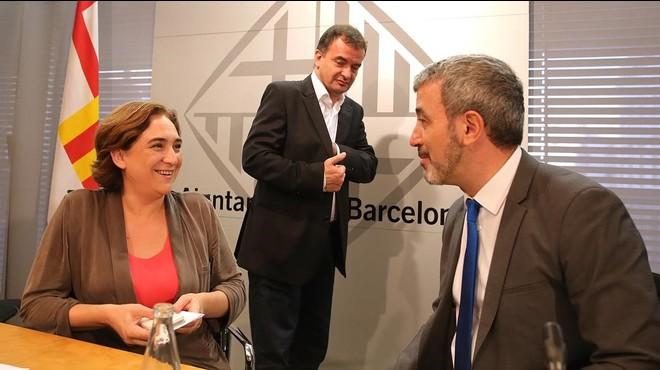 Demonizar al PSC a la salud de Barcelona