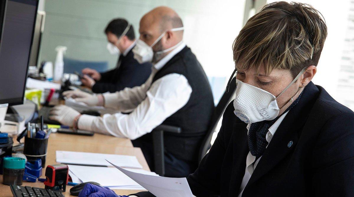 La compañía está tomando estrictas medidas para minimizar el riesgo de contagios en sus centros