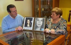 CRISTINA BERGUA Su rastro se perdió en marzo de 1997.