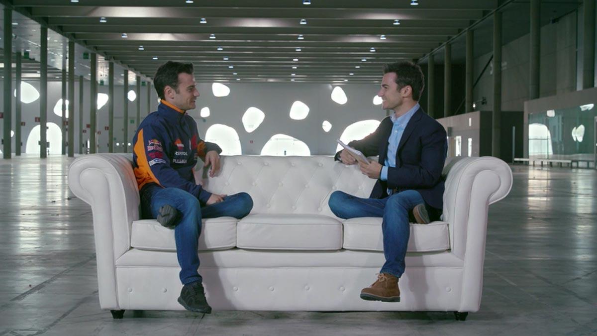 Dani entrevista a Dani: el lado más íntimo de la futura Leyenda de MotoGP
