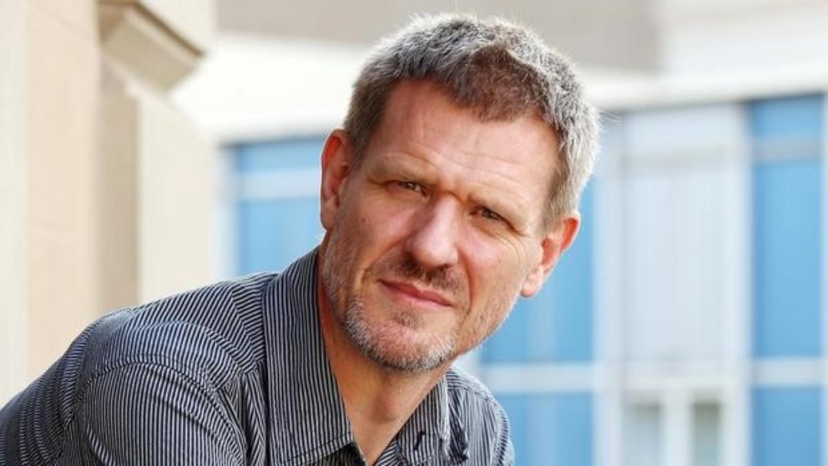 David Bueno, investigador de Genética de la Universidad de Barcelona.