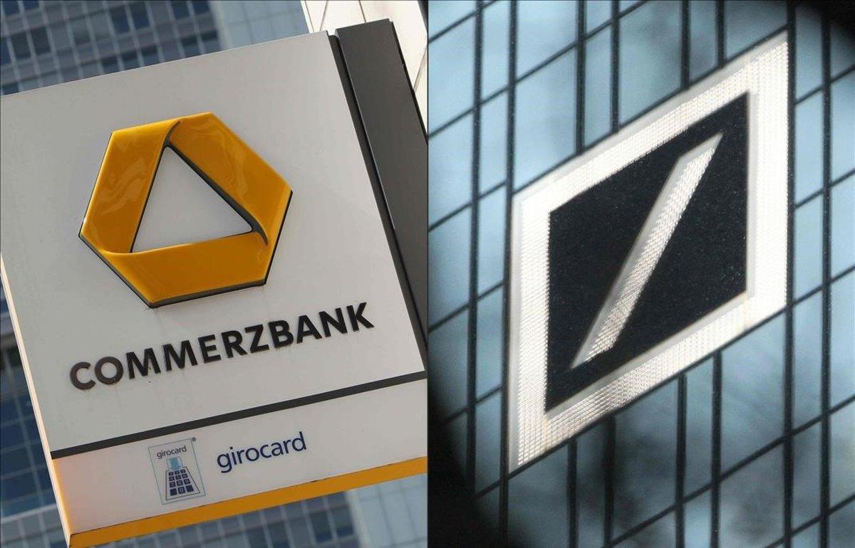 Los 'sabios' alemanes rechazan la fusión del Deutsche y el Commerzbank