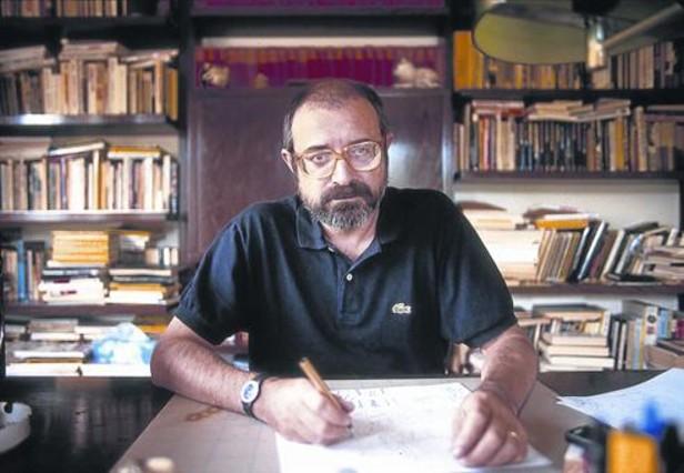 El dibujante Jaume Perich, cuyo legado sigue vivo a los 20 años de su muerte.