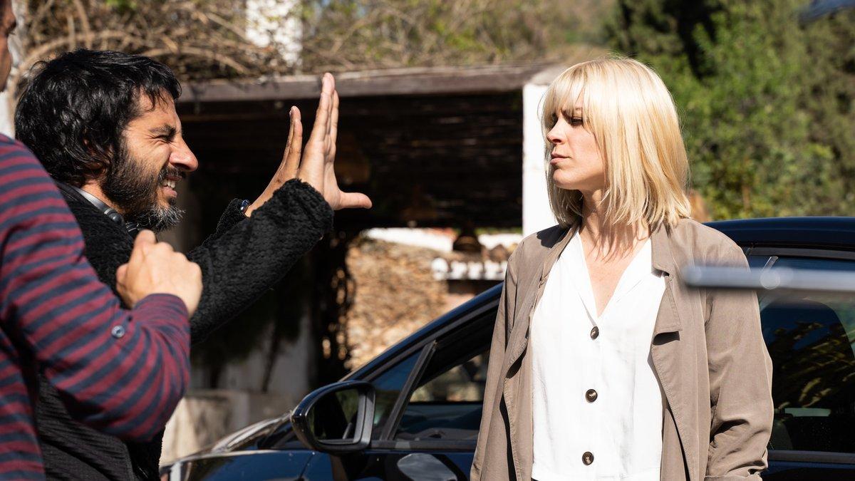 Arranca el rodaje de 'Malaka', el nuevo thriller policiaco de TVE con Maggie Civantos