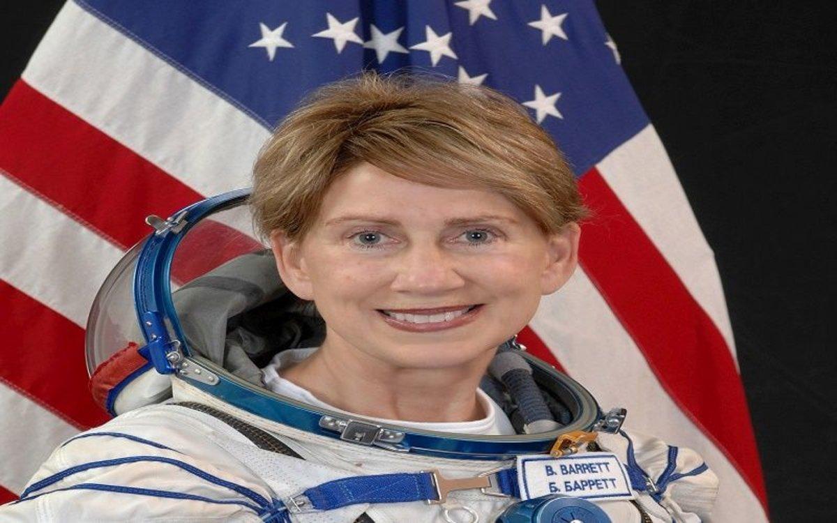 Barbara Barrett,expresidenta de la Corporación Aeroespacial de los EEUU.