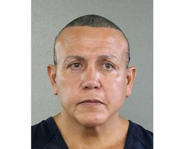 César Sayoc, sentenciado por enviar paquetes explosivos en los EEUU.