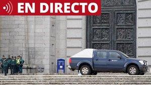 Exhumació de Franco del Valle de los Caídos | Últimes notícies en directe