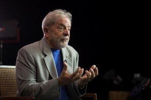 El expresidente brasileño Luiz Inácio Lula da Silva.