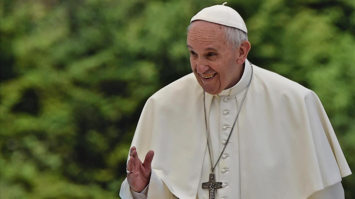 """El Papa qualifica d'""""immoral"""" la política d'immigració de Trump"""