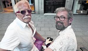 Felices 8 El matrimonio Baturín-Menéndez, el pasado 19 de junio en Madrid.