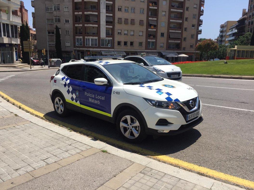 La policia de Mataró evita un 50% més d'ocupacions que el 2019