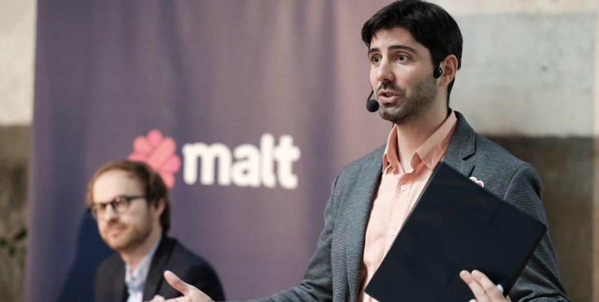 Gonzalo Torres, Country Manager en España de Malt. //Malt