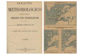 Imágenes del Boletín Meteorológico de Noherlesoom