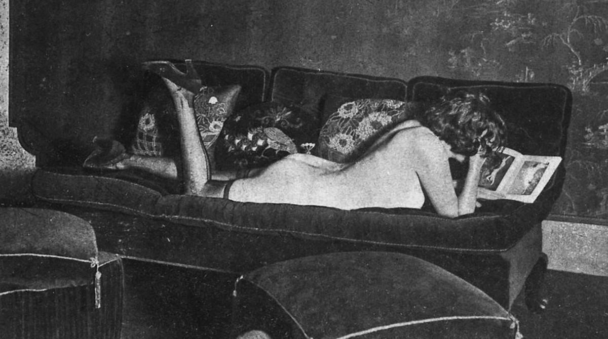 Visita a los restos de una leyenda del vicio, Madame Petit