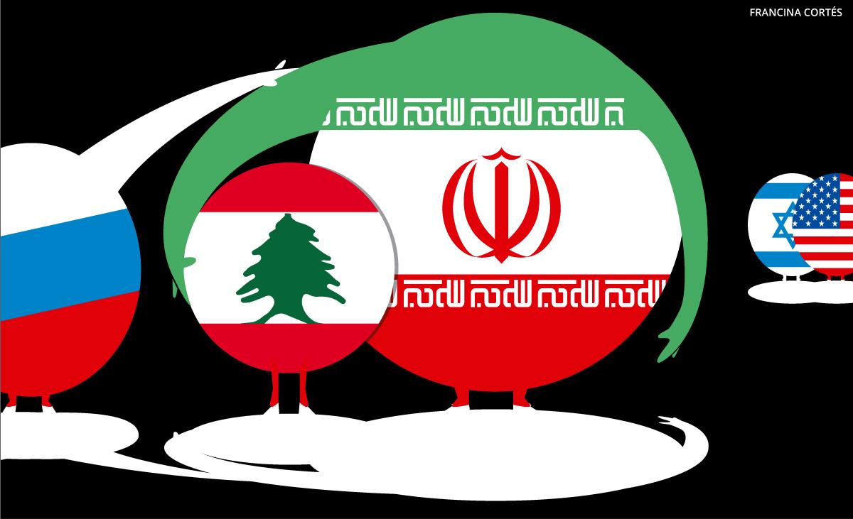 Las elecciones libanesas acrecientan el expansionismo iraní