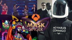 Imágenes de la nueva promo de 'Mask Singer'.