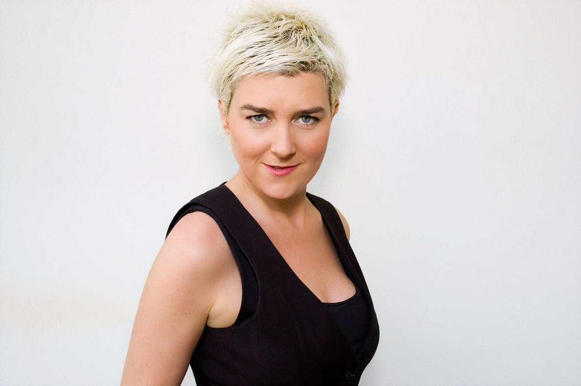 La periodista y presentadora Imma Sust.