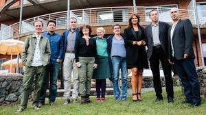 Olot acoge la primera residencia para escritores y creadores de Catalunya