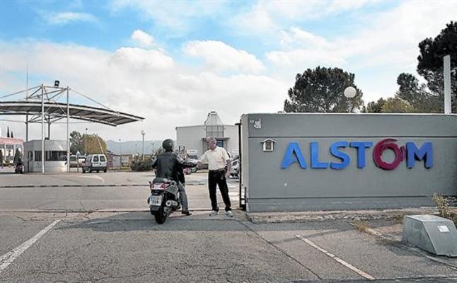 Instalaciones de Alstom, en Santa Perpètua de Mogoda, adquiridas por Baraka Global.