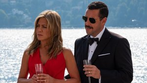 Jennifer Aniston y Adam Sandler, en Criminales en el mar