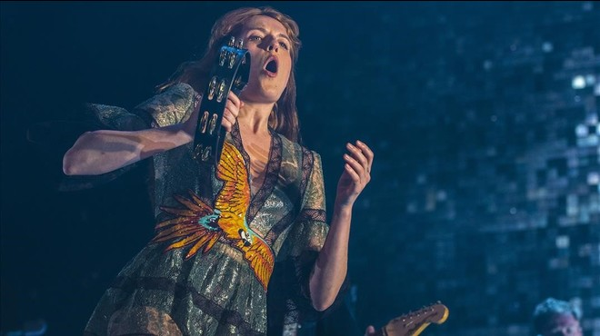 Florence + The Machine, generoso drama pop