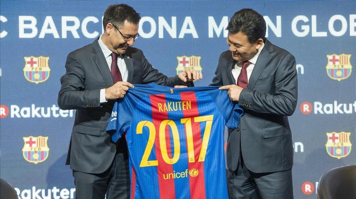El nou patrocinador del Barça