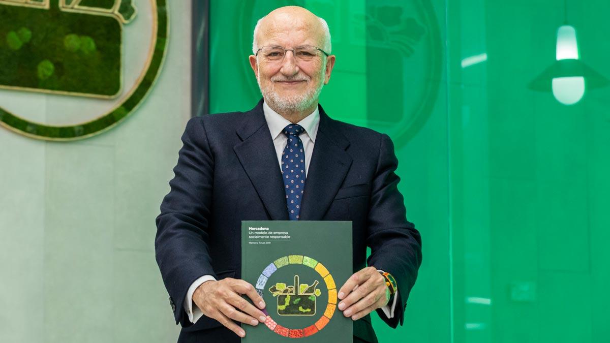 Durante la presentación de los resultados anuales de la compañía, Roig ha afirmado que existe normalidad en las tiendas de Madrid y Vitoria.