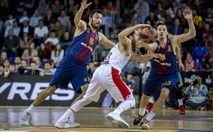 El Barça obrirà l'Eurolliga 2018-19 a la pista del CSKA