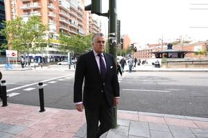 Luis Bárcenas, el pasado mes de mayo, en Madrid.