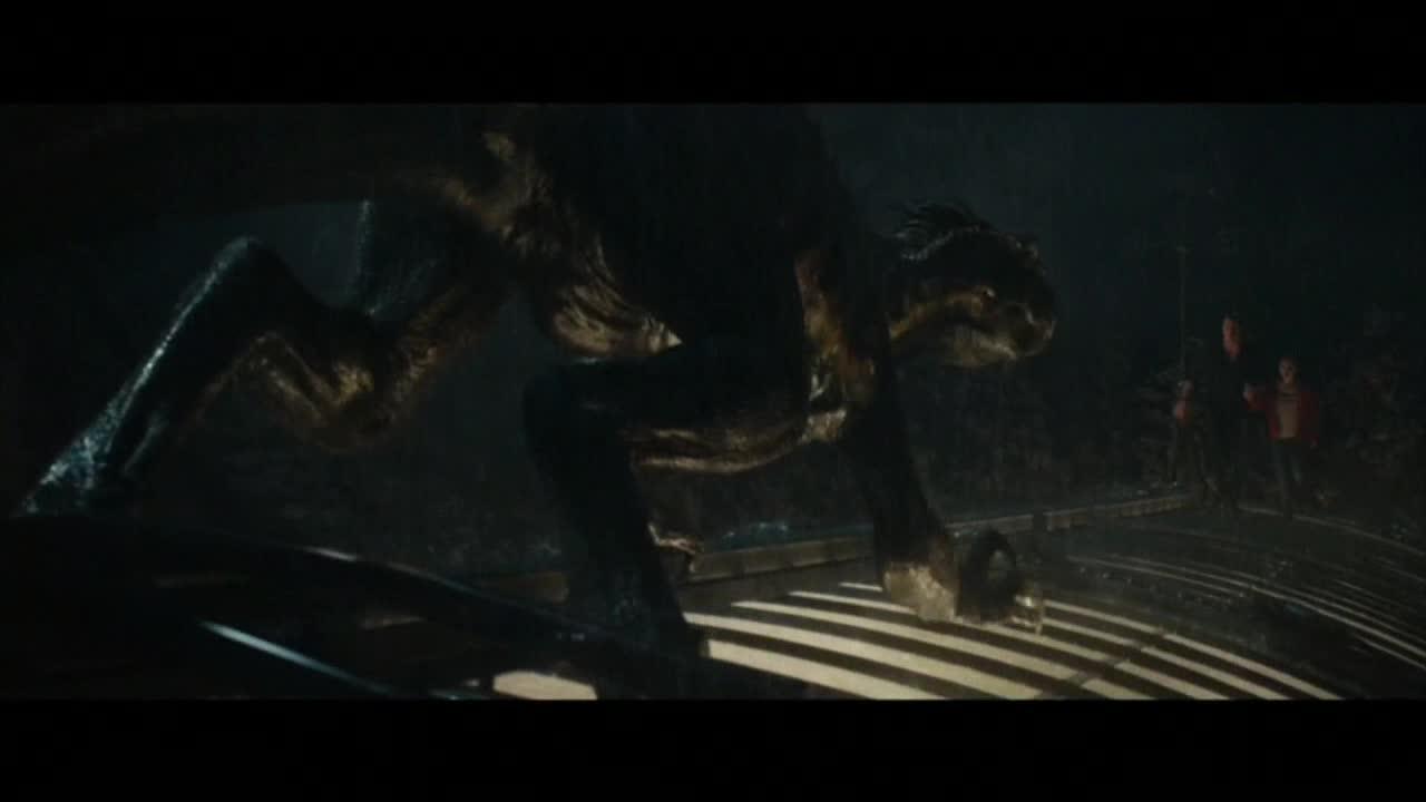 El director español Juan Antonio Bayona presenta Jurassic World: El reino caído junto a los actores Chris Pratt y Bryce Dallas Howard