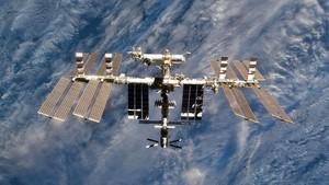 Imagen del exterior de la Estación Espacial Internacional (ISS)