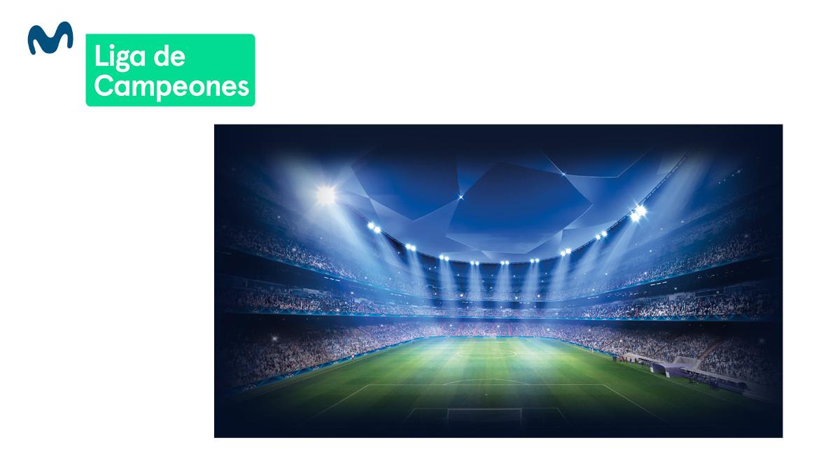 Movistar+ estrena mañana el canal Movistar Liga de Campeones