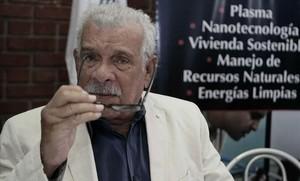 El Nobel Derek Walcott, en San José de Costa Rica, en agosto del 2012.