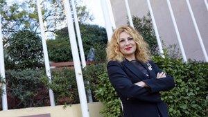 La nueva presidenta de la SGAE, Pilar Jurado