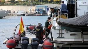 La Guardia Civil ha recuperado el cadáver