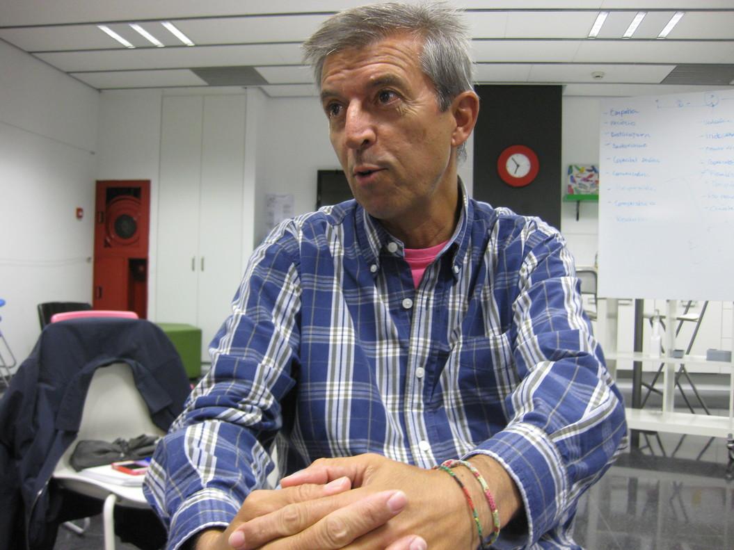 Paulí Mojedano, jefe de lista del PP de Mataró en 2007.