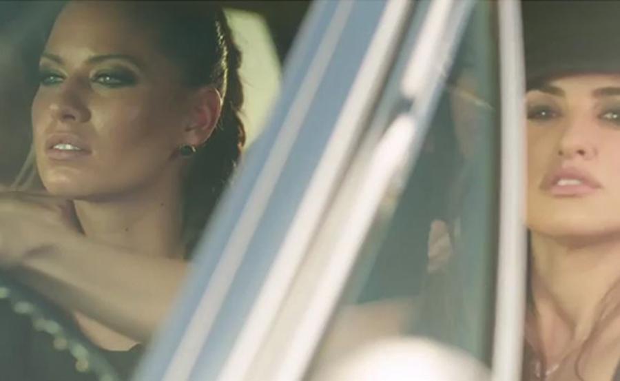 Penélope Cruz presenta su nuevo 'fashion film' para Agent Provocateur.