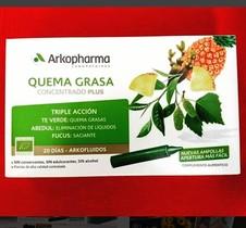 Arkofluido Quema Grasa concentrado Plus.