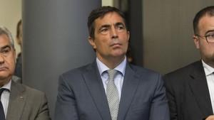 Pere Soler, director de los Mossos dEsquadra.