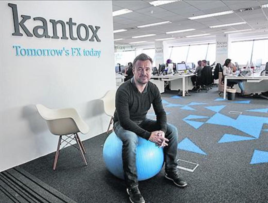 Philippe Gelis, CEO de Kantox.