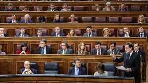 Pleno del Congreso.