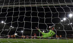 Pogba rep insults racistes pel penal fallat dilluns