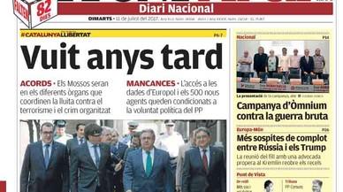 La derecha mediática lanza a Miguel Ángel Blanco sobre la alcaldesa Carmena