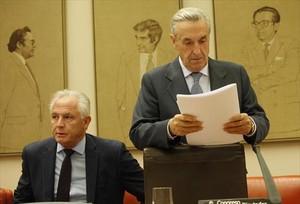 El presidente de la CNMC, José María Marín Quemada, ayer.