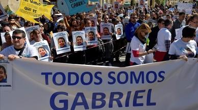 Santa Coloma se vuelca con Gabriel, el niño desaparecido en Almería